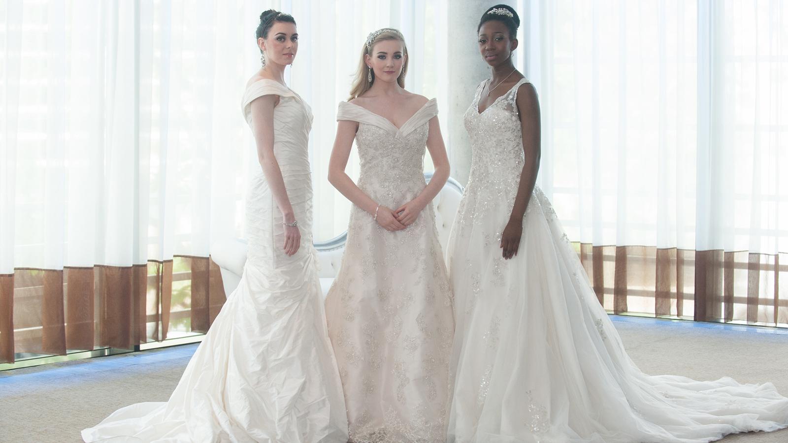 3 brides