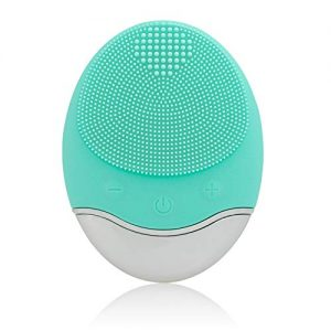 Green Electronic Facial Cleanser